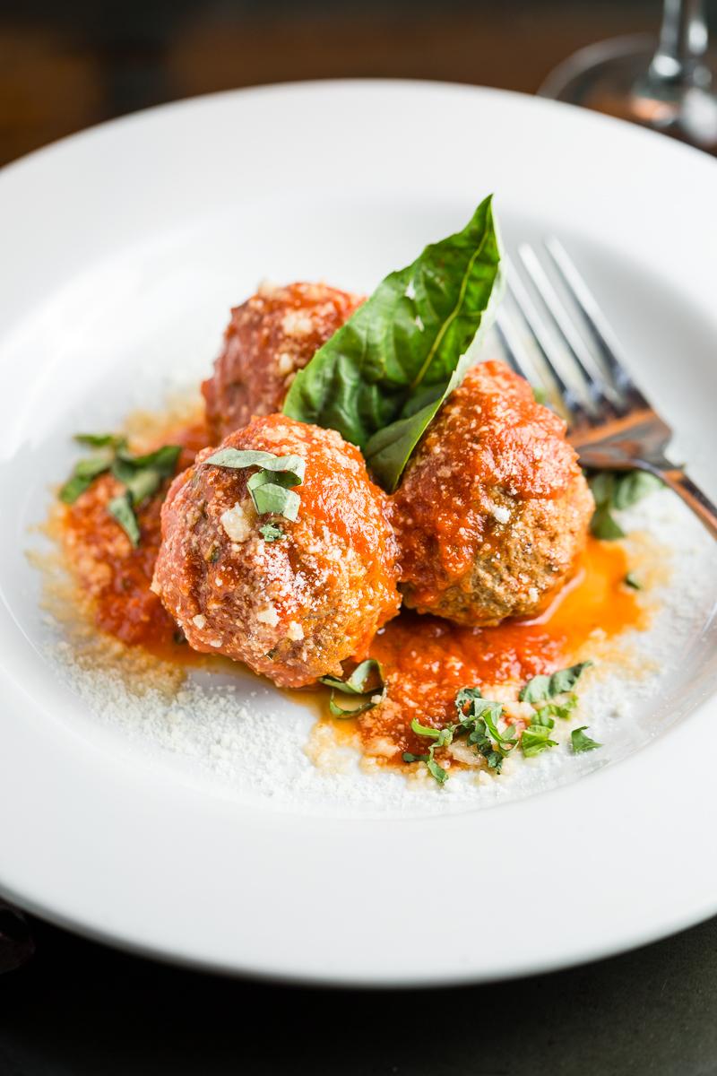 officine buona forchetta meatballs